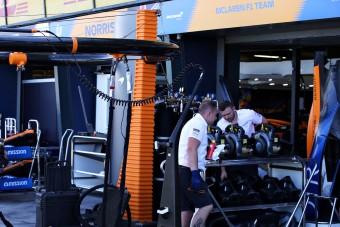 Hazatérhetnek az elkülönített F1-esek