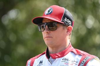 F1: Räikkönen elmondta, hogy élte meg a járványt