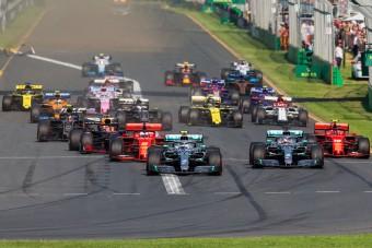 Központi vésztartalék kell az F1-ben, és azonnal