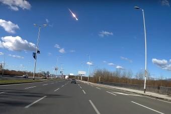 Meteorit robbant Szlovénia felett, megtaláltak a darabokat