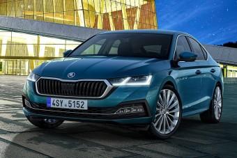 Jön a gázüzemű Škoda Octavia