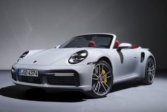 Megújult a Porsche 911 csúcsmodellje