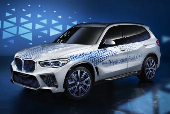 Ezt tudja majd a BMW első üzemanyagcellás autója