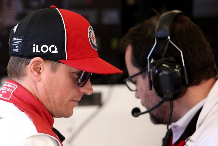 F1: Räikkönen szerint felfújják a Vettel-Ferrari-balhét