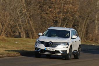 Renault Koleos – SUV, lakályosan