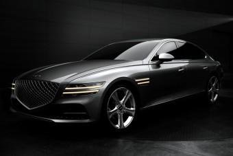 Vadonatúj nagyautót kap a Hyundai luxusmárkája
