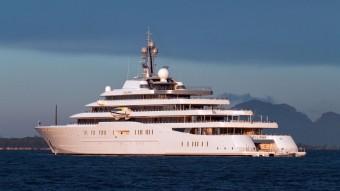 A világ vizein ennél komolyabb luxus nincs privát kézben