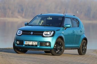 Megélhetési hibrid: Suzuki Ignis Hybrid 1,2 GL+