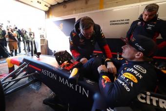 F1: Verstappen kipróbálta az új holland pályát – videó