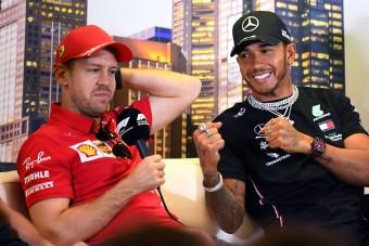 F1: Összejöhetett volna a Hamilton-Vettel páros