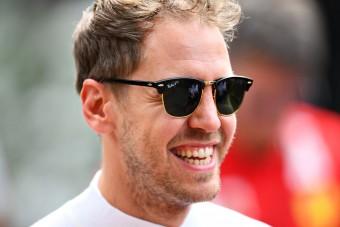 F1: Megható sztori bukkant fel Vettelről