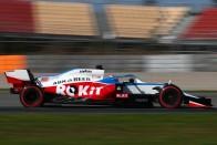 F1: Új festést kapott a Williams a szezonkezdetre 1