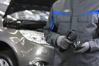 Érintésmentes szervizszolgáltatás vezet be a Ford