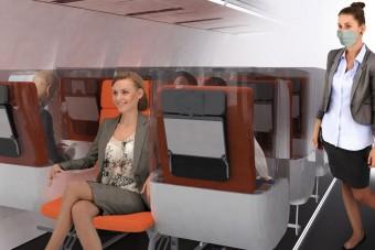 Így utazhatunk repülővel a koronavírus után