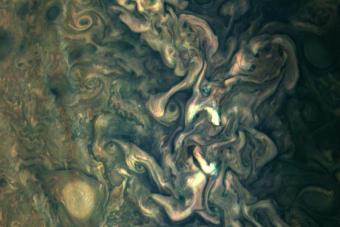 Lenyűgöző felvételek készültek a Jupiterről