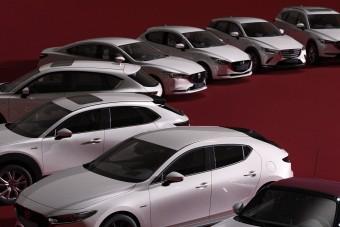 Limitált szériákkal ünnepel a százéves Mazda