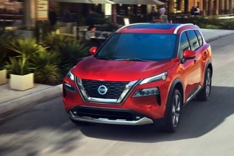 Nevet és stílust vált a Nissan X-Trail