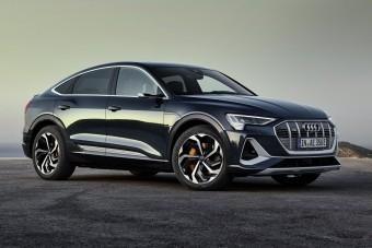 Már rendelhető az Audi második villanyautója