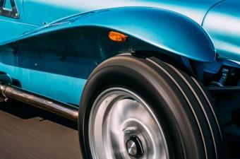 Ötvenéves autót gyártanak Angliában
