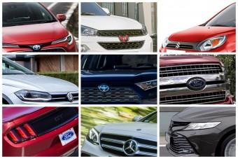 Kisautótól a luxusig: ezek a világ legnépszerűbb autói