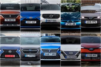 Ezek a legmegbízhatóbb új autók