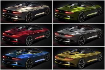 Konfekció-ötletek a Bentley Bacalarhoz