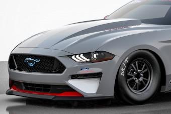 1400 lóerős villanyautót épített a Ford