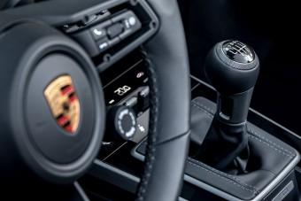 Hétfokozatú kéziváltót kap a Porsche 911