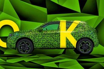 Érkezik az Opel elektromos városi crossovere
