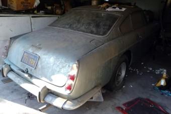 Hosszú évek után került elő egy Ferrari 250 GTE