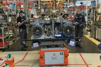 Újabb európai gyárak indulhatnak újra