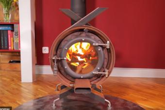 A lemezfelniből tákolt tűzhelyeknek is van luxus verziója