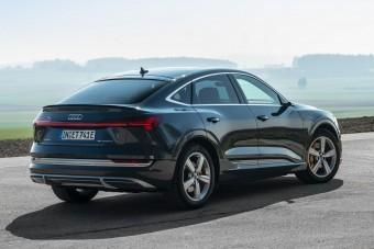 Videó az Audi új elektromos kupéjáról