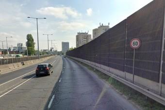 Változhat a sebességhatár Budapesten