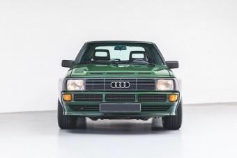 Nincs menőbb Walter Röhrl Audi Sport Quattrójánál
