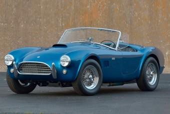 Ilyen Shelby Cobrát rendelt 1963-ban a Ford