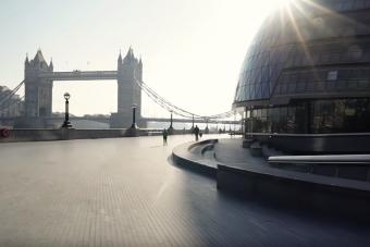 Magyar fotós mutatja meg a kihalt Londont