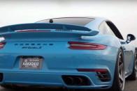 Brutálisan gyorsul a tuningolt 911 Turbo 1