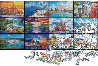 Mire kirakod ezt a puzzle-t, biztosan véget ér a karantén