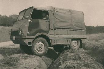 Egy platós Škoda, ami még a GAZ-t is lepipálta
