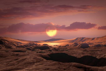 Életre alkalmas bolygót fedezett fel a NASA