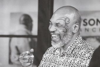 Mike Tyson füvet árul, és szárnyal az üzlet