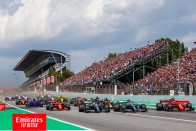 F1: Perez koronavírusos, nem indul Silverstone-ban 2