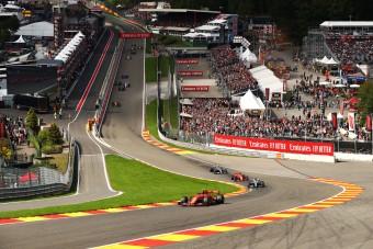 F1: Belgium, Hollandia sem bukott ügy még