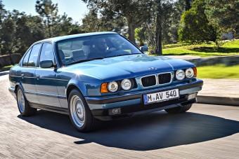 Egy BMW, amiről ma hiába álmodunk