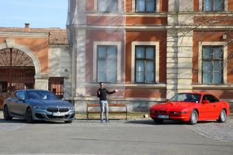 A BMW legjava, 30 éve és ma