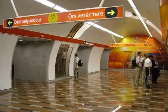 Ötven éve adták át az első budapesti metróvonalat
