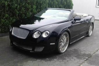 Szinte már jól sikerült ez a Bentley replika