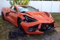 Szervizben törték össze az új Corvette-et, a tulajdonos nagyon morcos lett 1
