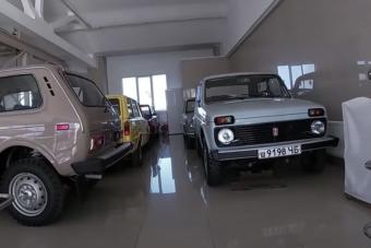 Megnyílt az öreg orosz autók mennyországa, gyárias veteránok eladók tucatjával
